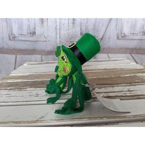 Annalee Holiday - Annalee Proud To Be Green Frogs St Patrick's Day I